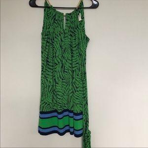 Green Michael Kors Dress